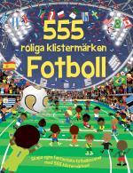 555 Roliga Klistermärken - Fotboll