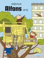 Målarbok Alfons Värld