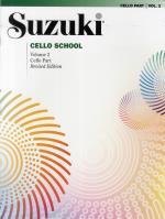 Suzuki Cello School Volume  2