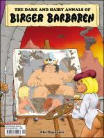 The Dark And Hairy Annals Of Birger Barbaren