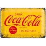 Plåtskylt Retro 20x30 cm / Coca-Cola 1930/40