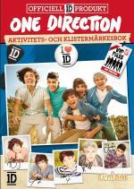 One Direction - Aktivitets- Och Klistermärkesbok