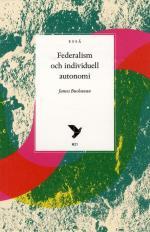 Federalism Och Individuell Autonomi