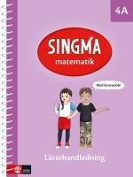 Singma Matematik 4a Lärarhandledning Med Lärarwebb