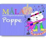 Måla Med Poppe