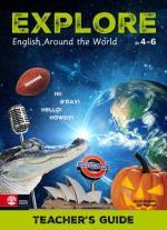 Explore Teacher`s Guide - English Around The World