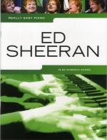 Really Easy Piano, Ed Sheeran