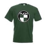 Puch / Grön - XXL (T-shirt)