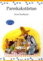 Pannkakstårtan (med Ljudbok)