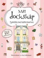 Mitt Dockskåp- Pysselbok Med Klistermärken