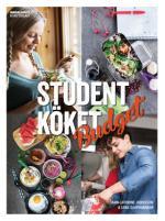 Studentköket - Budget