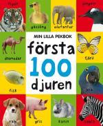 Min Lilla Pekbok - Första 100 Djuren