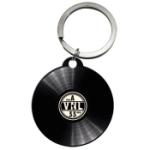 Nyckelring Retro / Vinyl 33 RPM