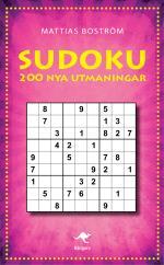 Sudoku - 200 Nya Utmaningar