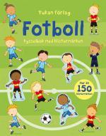 Fotboll - Pysselbok Med Klistermärken