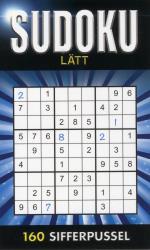 Sudoku Lätt Blå