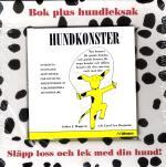 Hundkonster - Bok+leksak
