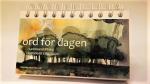 Ord För Dagen - Bordskalender