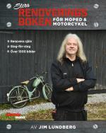 Stora Renoveringsboken För Moped Och Motorcykel
