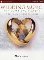 Wedding Music, Klarinett/piano