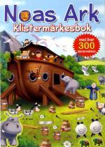 Noas Ark - Klistermärkesbok