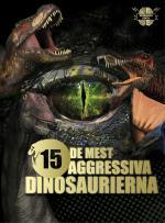 De 15 Mest Aggressiva Dinosaurierna