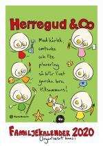 Herregud & Co Familjekalender 2020