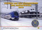 Svenska Lok Och Motorvagnar Med Personvagnar 2019