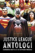 Justice League Antologi - Världens Främsta Superhjälteteam