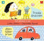 Två Böcker I En - Trycka Knappen & Bilen Säger Brum