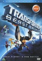 Transformers / Beast machines 1:1
