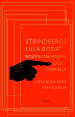 Strindbergs Lilla Röda - Boken Om Boken Och Typerna