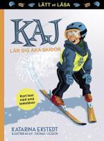Kaj Lär Sig Åka Skidor - Lätt Att Läsa