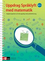 Uppdrag Språklyft Med Matematik Åk 1-3