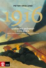 Stridens Skönhet Och Sorg 1916 - Första Världskrigets Tredje År I 106 Korta Kapitel