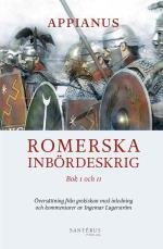 Romerska Inbördeskrig - Bok I Och Ii