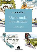 Uteliv Under Fyra Årstider - Anteckningsbok