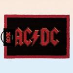 Dörrmatta AC/DC 60 x 40 cm