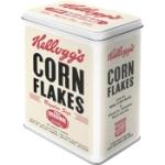 Plåtburk L Retro / Kelloggs Cornflakes