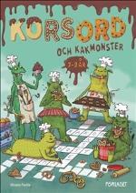 Korsord Och Kakmonster 7-9 År