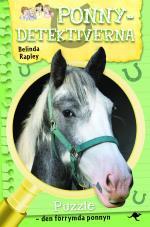 Ponnydetektiverna. Puzzle - Den Förrymda Ponnyn