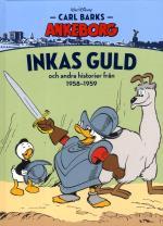 Inkas Guld Och Andra Historier Från 1958-1959