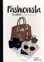 Fashionista - Tavelbok - 20 Ark Att Riva Ut Och Rama In