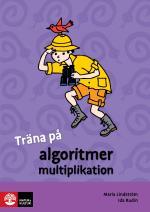 Träna På Matte Algortimer Multiplikation (5-pack)