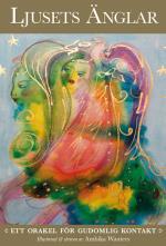 Ljusets Änglar - Ett Orakel För Gudomlig Kontakt (bok + Kort)