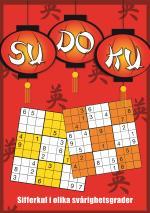 Sudoku - Sifferkul I Olika Svårighetsgrader