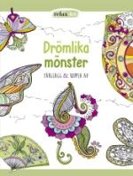 Drömlika Mönster - Färglägg & Koppla Av