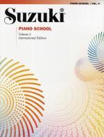 Suzuki Piano School Vol 4