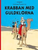 Tintins Äventyr. Krabban Med Guldklorna