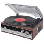Retro Line Skivspelare + FM-radio inb.högtalare